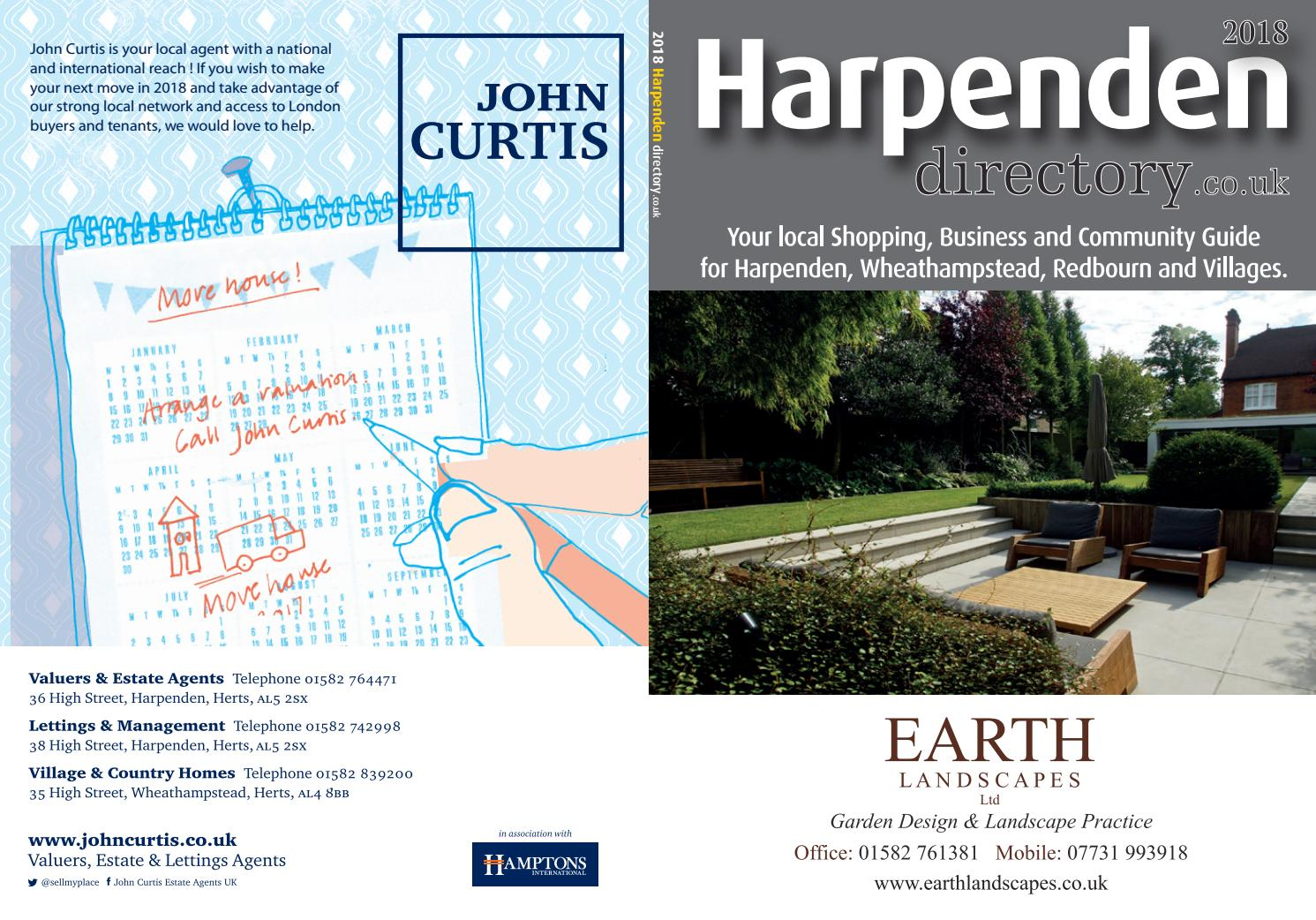 Harpenden Annual Directory 2018 by What\'s On Herts Magazine - issuu