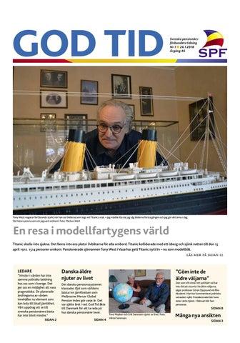 God tid 1 2018 by Svenska pensionärsförbundet 25839ed30888c