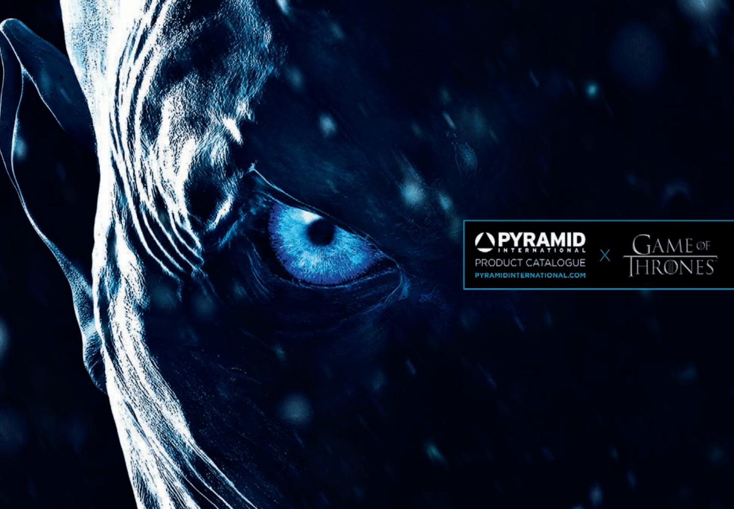 """/"""" Framed season 3 - Nightwatch Oath Pyramid International /""""game Of Thrones"""