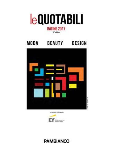 LEQuotabili 2017 by Pambianconews issuu