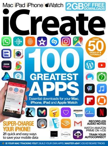 Icreate 182 Sampler By Future Plc Issuu