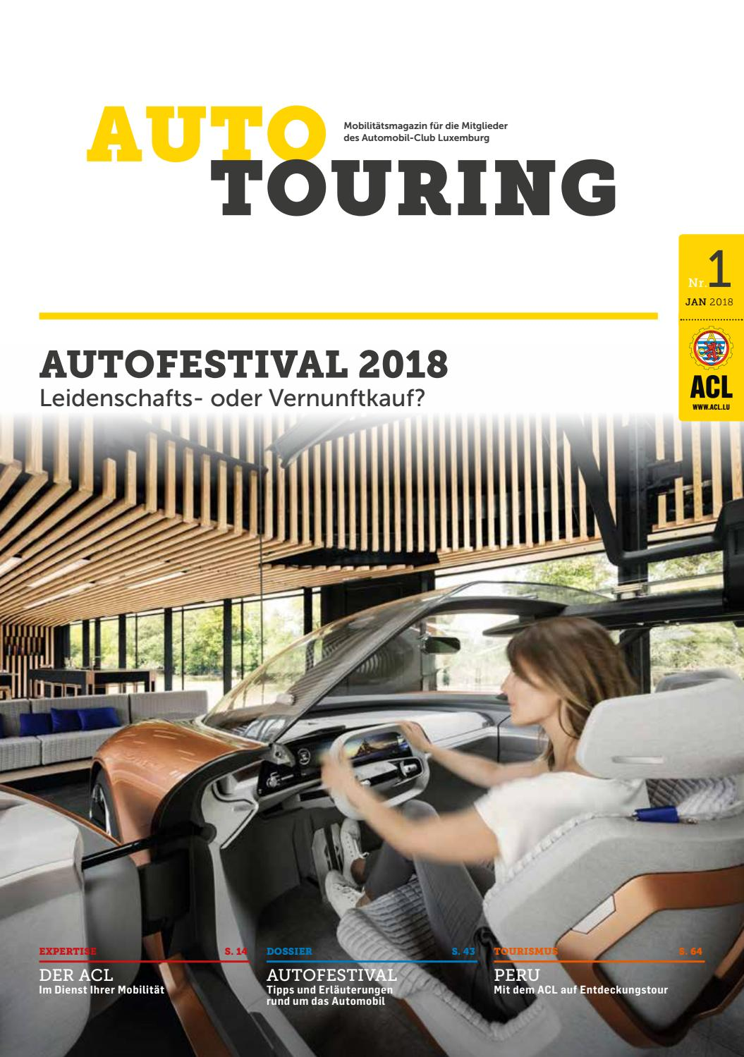 Autotouring - Januar 2018 by ACL - issuu