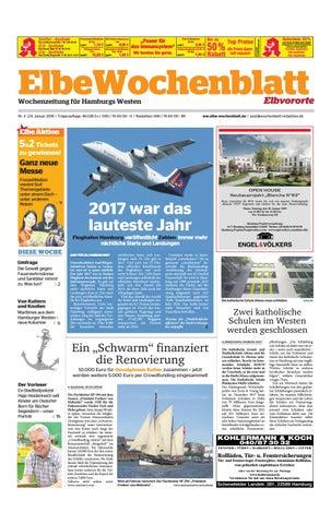 Elbvororte wochenblatt online dating