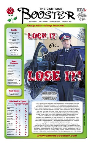 January 23 2018 camrose booster by the camrose booster issuu page 1 publicscrutiny Image collections