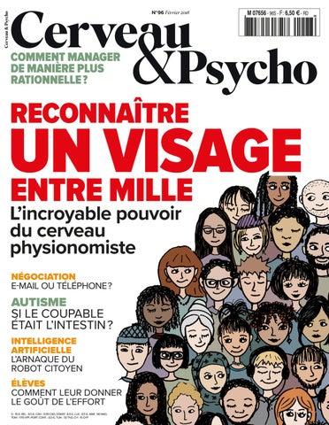 Cerveau   Psycho n° 96 - février 2018 - extraits by Pour la Science ... e94d42ce4661