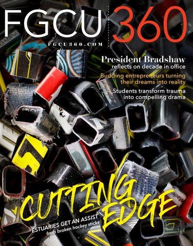 2bba59af6b0 FGCU 360 Magazine - Spring 2017 by Florida Gulf Coast University - issuu