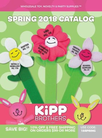 1bba5dbf7d2b Spring 2018 Catalog by Kipp Brothers - issuu