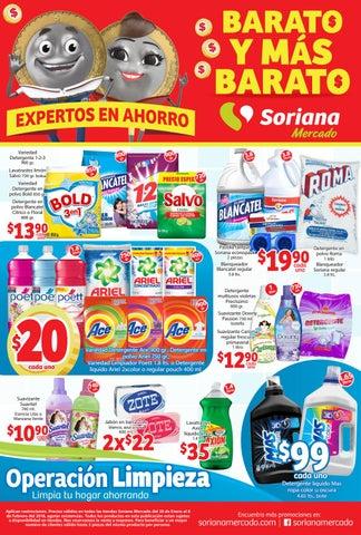 Folleto Mercado 26 01 2018 by Tienda Soriana - issuu 9224d885f05
