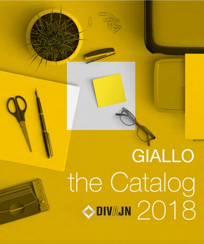 GIALLO 2018 by DIVAJN - issuu 132be14045aed