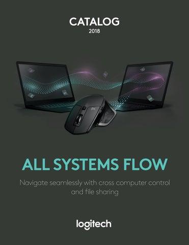 Logitech Catalog 2018