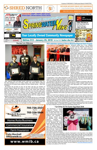 January 25 2018 ed 513 for web by springwater news issuu page 1 fandeluxe Gallery