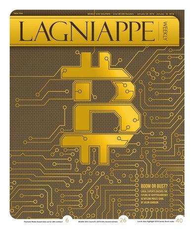 Lagniappe: January 24 - January 30, 2018 by Lagniappe - issuu