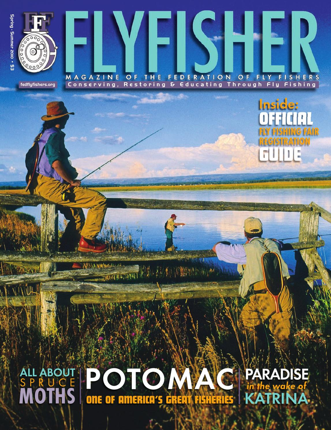 Flyfisher Spring-Sum 2010 by flyfishersinternational - issuu