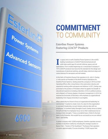 Page 8 of Commitment to Community