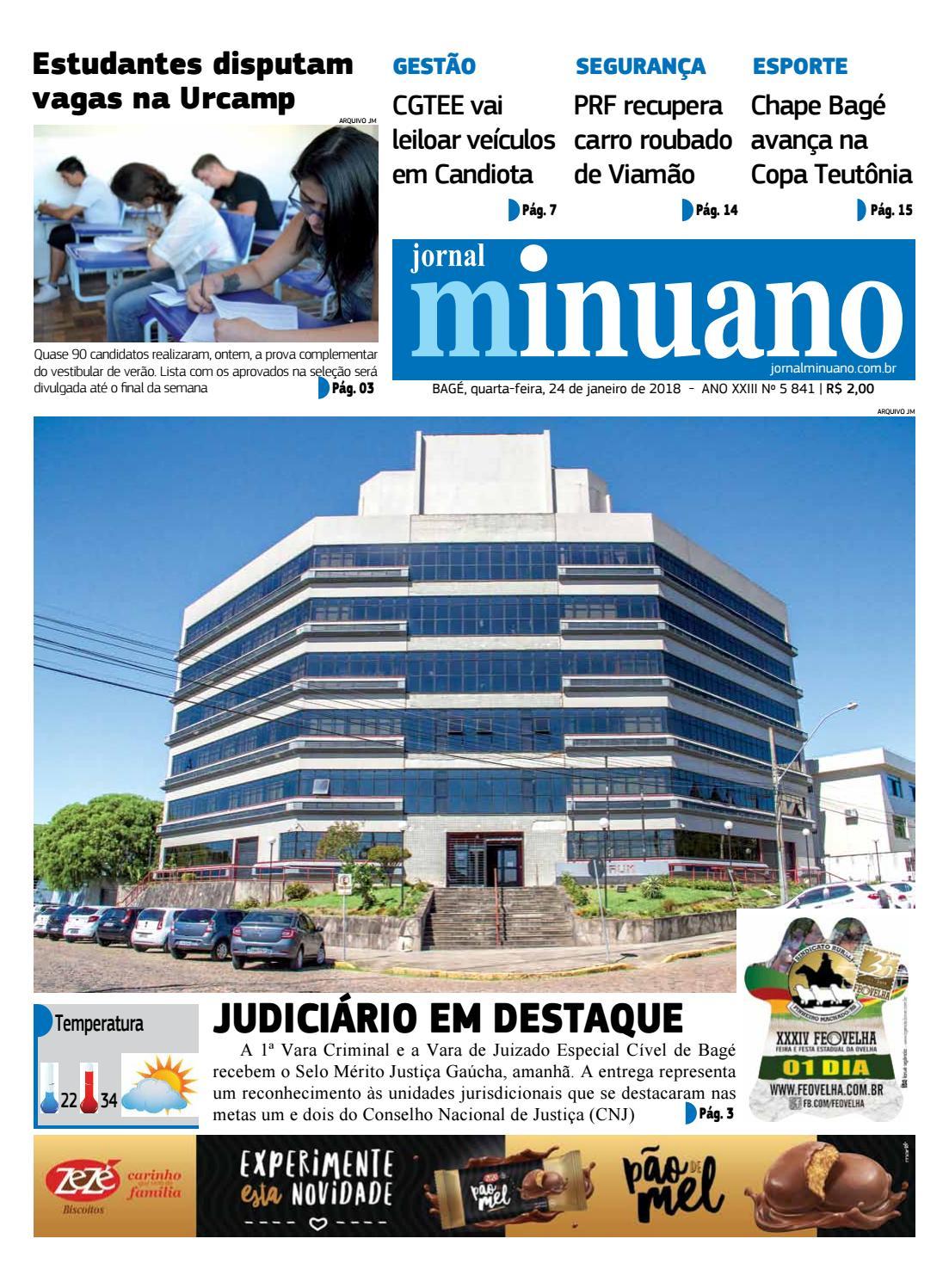 20180124 by Jornal Minuano - issuu f97ec751f8757