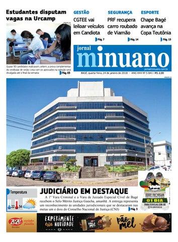 b424c4d7e 20180124 by Jornal Minuano - issuu