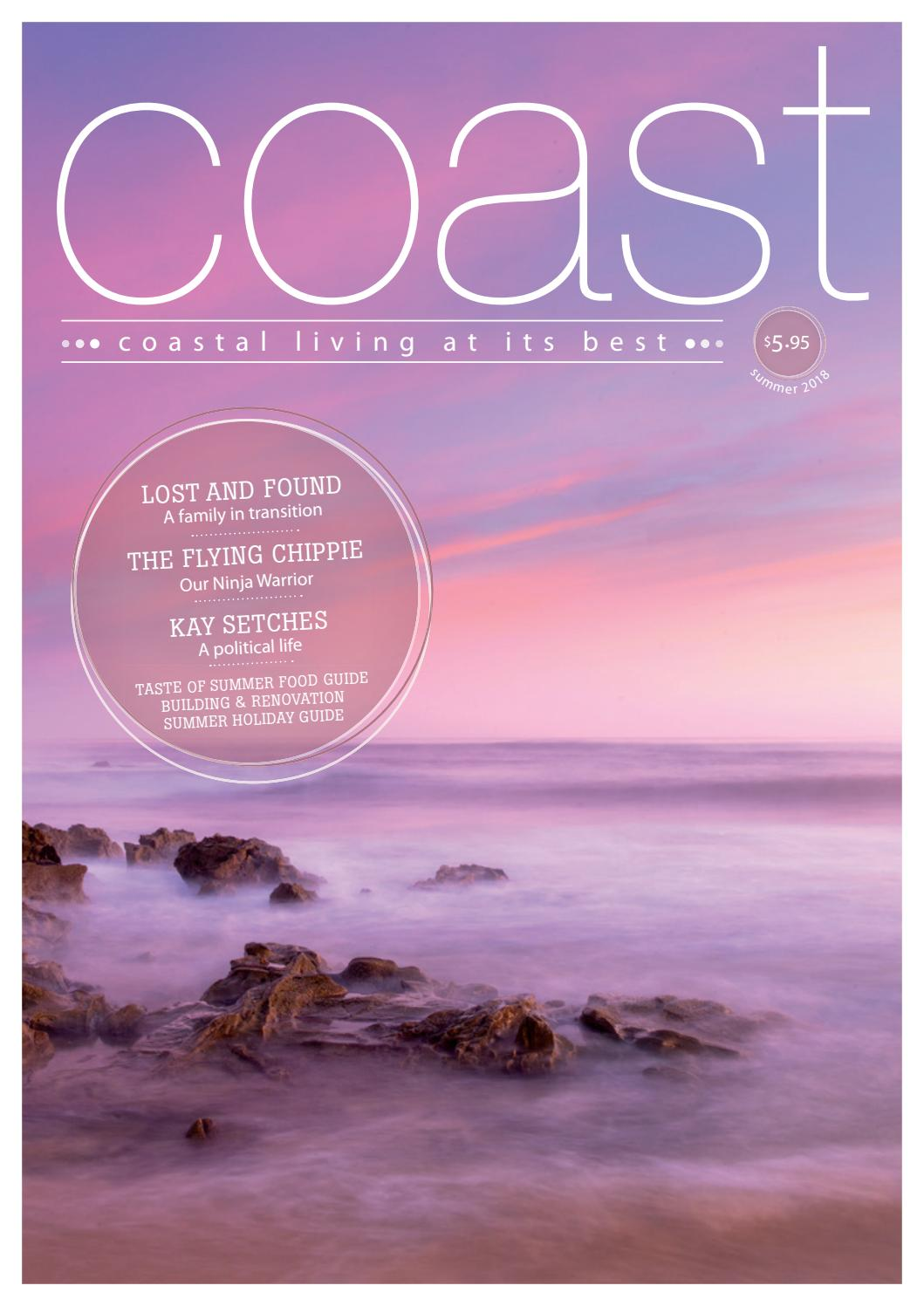 Coast magazine summer 2018 by Coast Media Pty Ltd - issuu