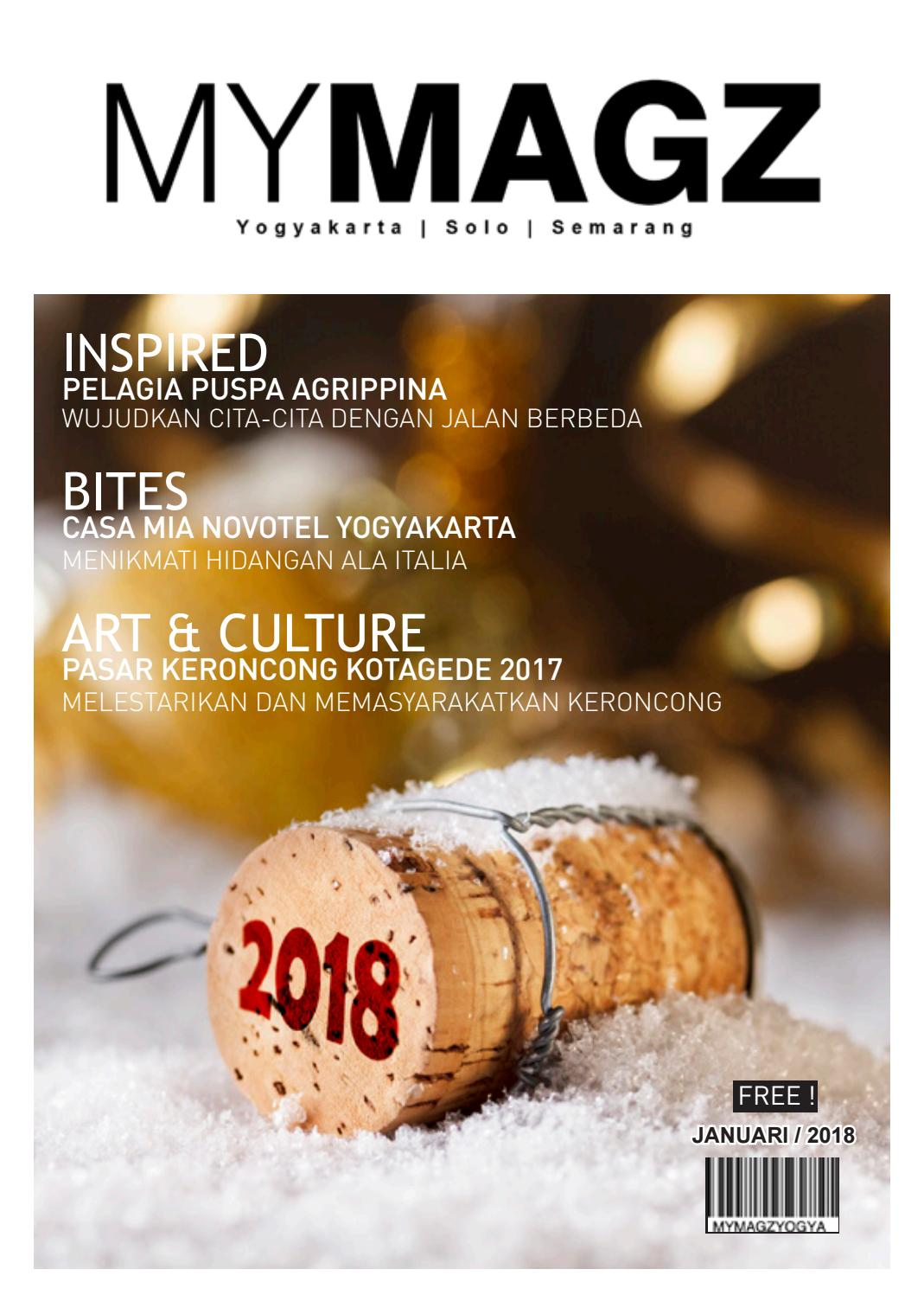 Mymagz Januari 2018 By Mixmedia Bali Issuu Produk Ukm Bumn Batik Tulis Warna Alam Ra Ampamp