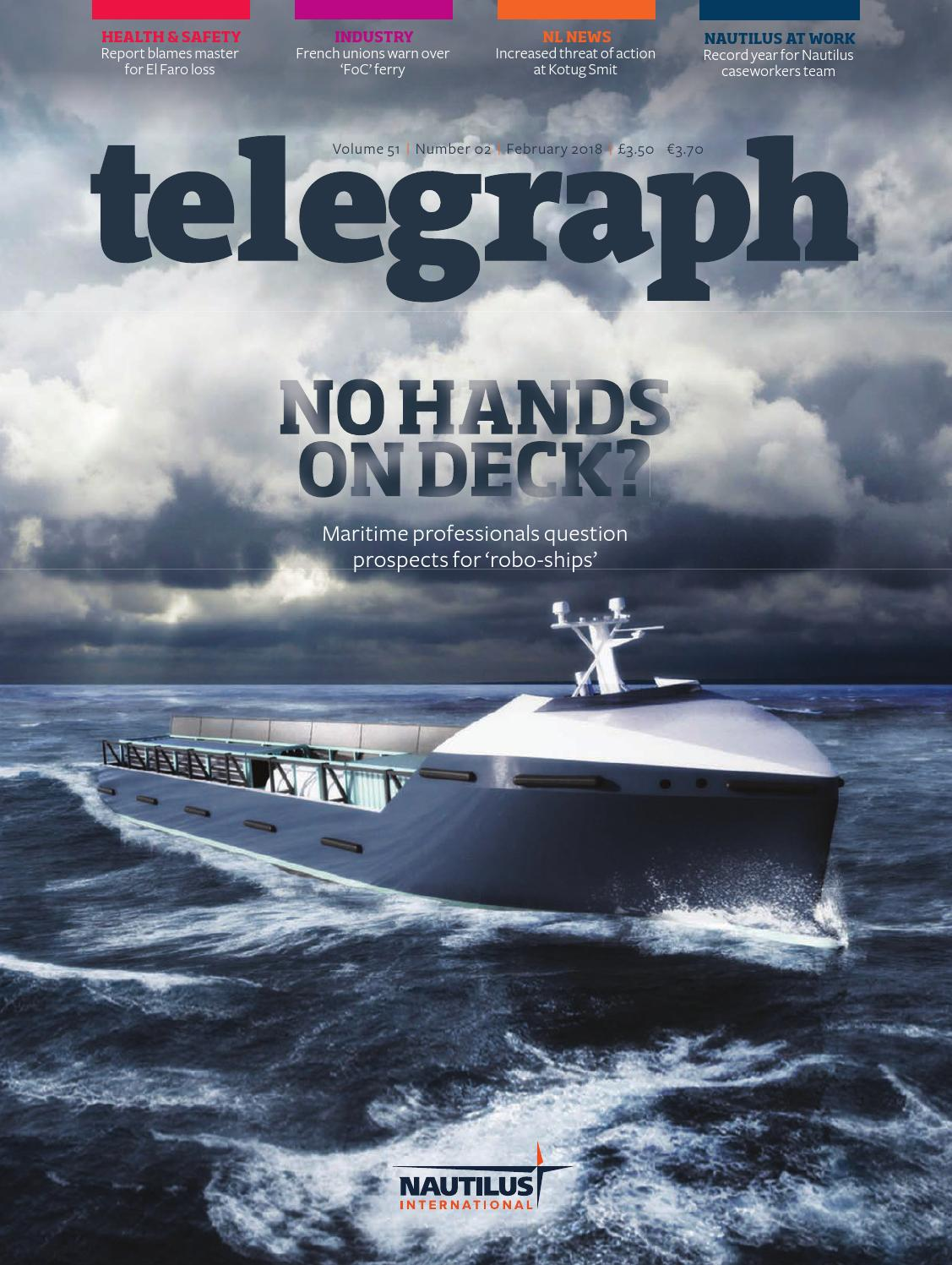 Nautilus Telegraph February 2018 By Redactive Media Group Issuu Navy Electricity And Electronics Training Series Neets Module 8