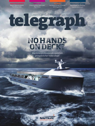 Nautilus Telegraph February 2018 by Redactive Media Group