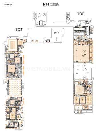 Iphone 6s full Schematic Diagram