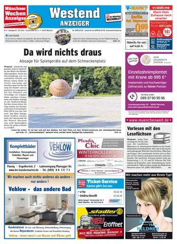 KW 04 2018 by Wochenanzeiger Me n GmbH issuu