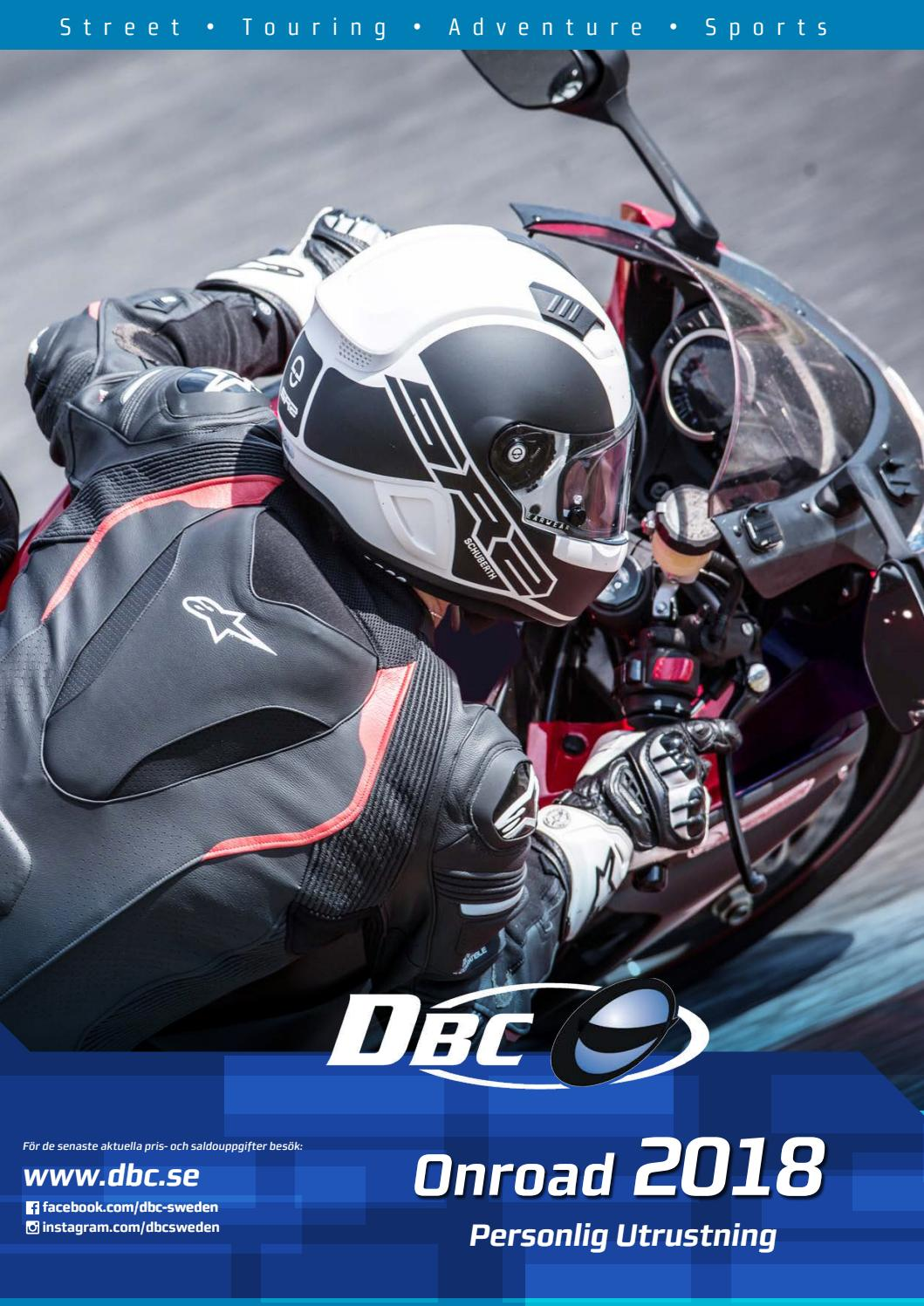 DBC Onroad2018 by Duell Bike-Center Oy - issuu aaf1d9f051705