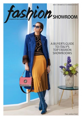 0c898acdc786 Flip page showroom gen 2018 by Fashionmagazine - issuu