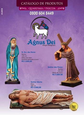 4d4deae25bd Catalogo Agnus Dei 2018 - Quaresma by Agnus Dei - issuu