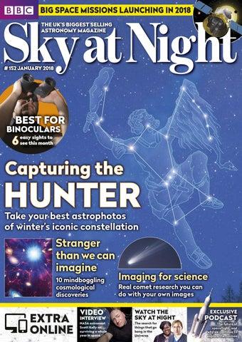 Sky At Night 2018 01 By Rguzmane Issuu
