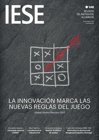 Revista de Antiguos Alumnos del IESE. Núm 148 by IESE Business ... 4062712cfbb5