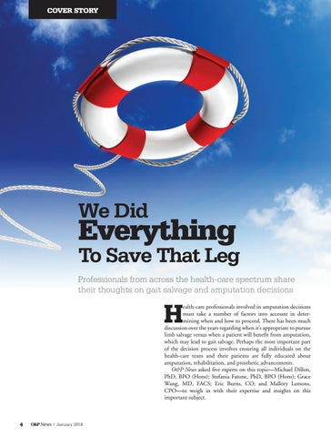 Page 6 of We did Everything to Save that Leg