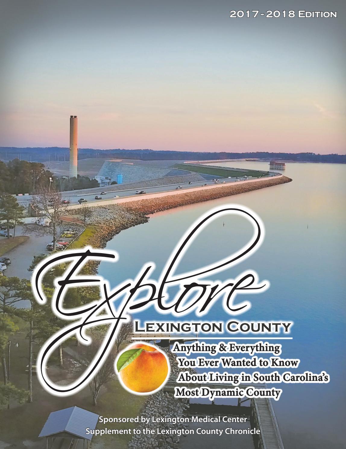 2017 Explore Lexington County Guide by Lexington Chronicle - issuu