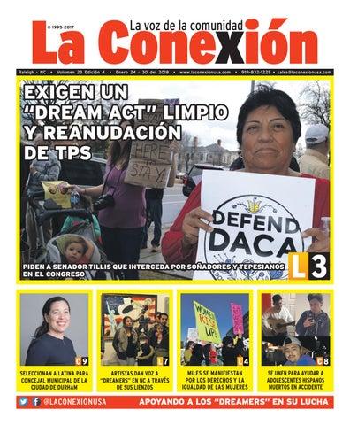 La Conexión 2018-01-24 by La Conexion USA - issuu
