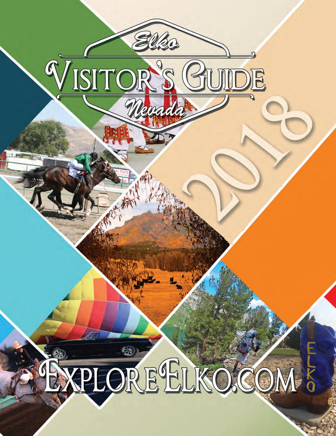 2018 Elko Visitor S Guide By Chris Barfuss Issuu