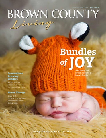 4adfa59bb Brown County Living Volume I 2018 by GreenFox Publishing - issuu