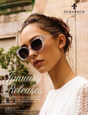 83259200535 Seraphin Sun January Release 2018 by Ogi Eyewear - issuu