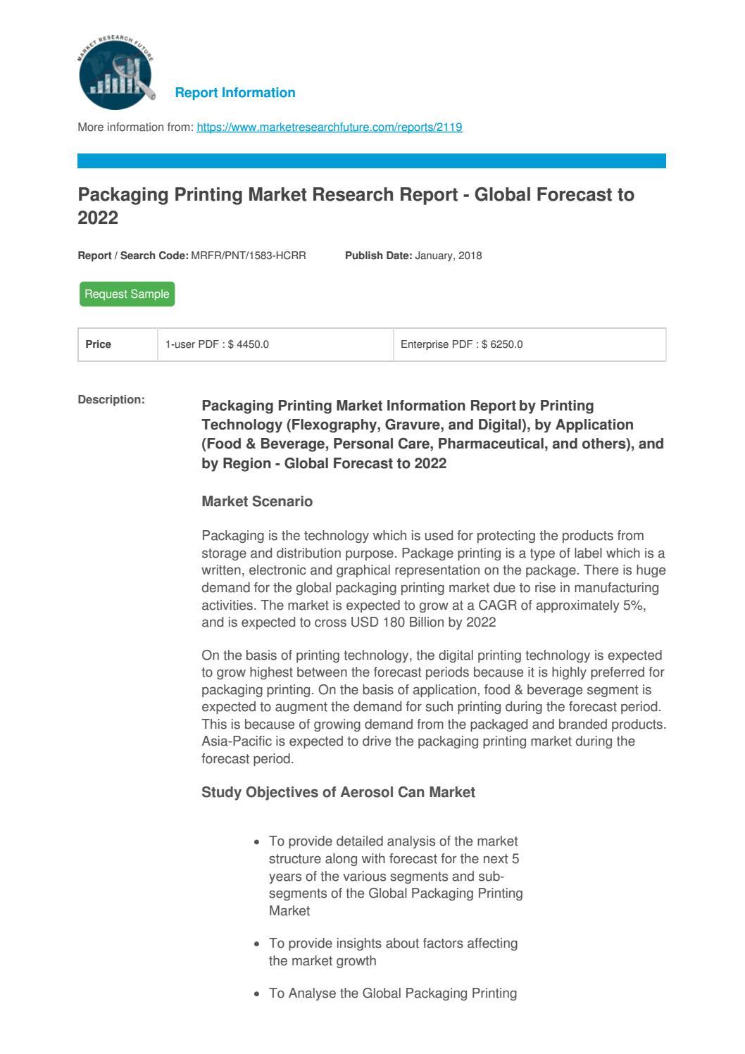 Printing Technology Pdf