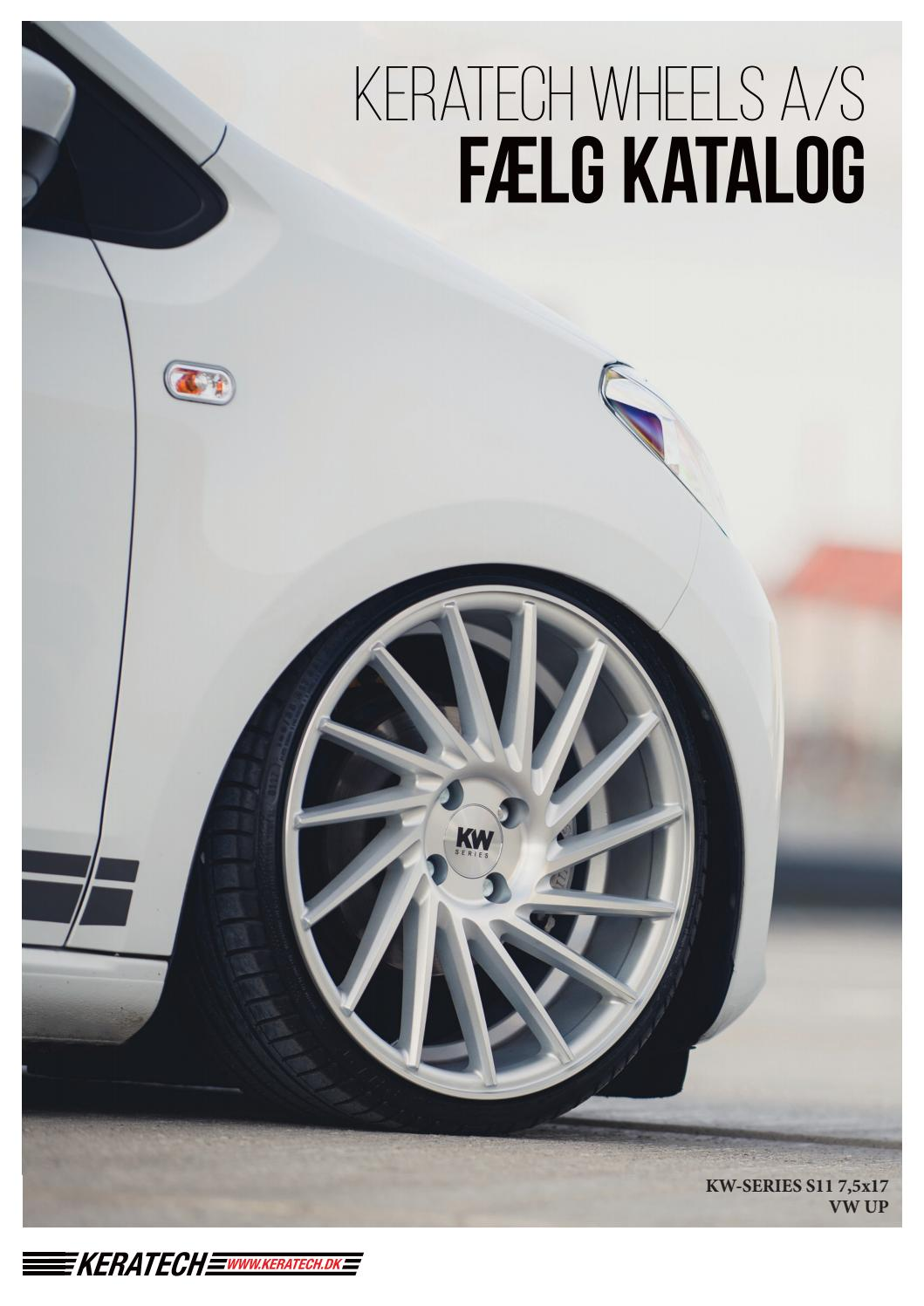 Kendte Keratech Wheels A/S by Kent - issuu VA-34