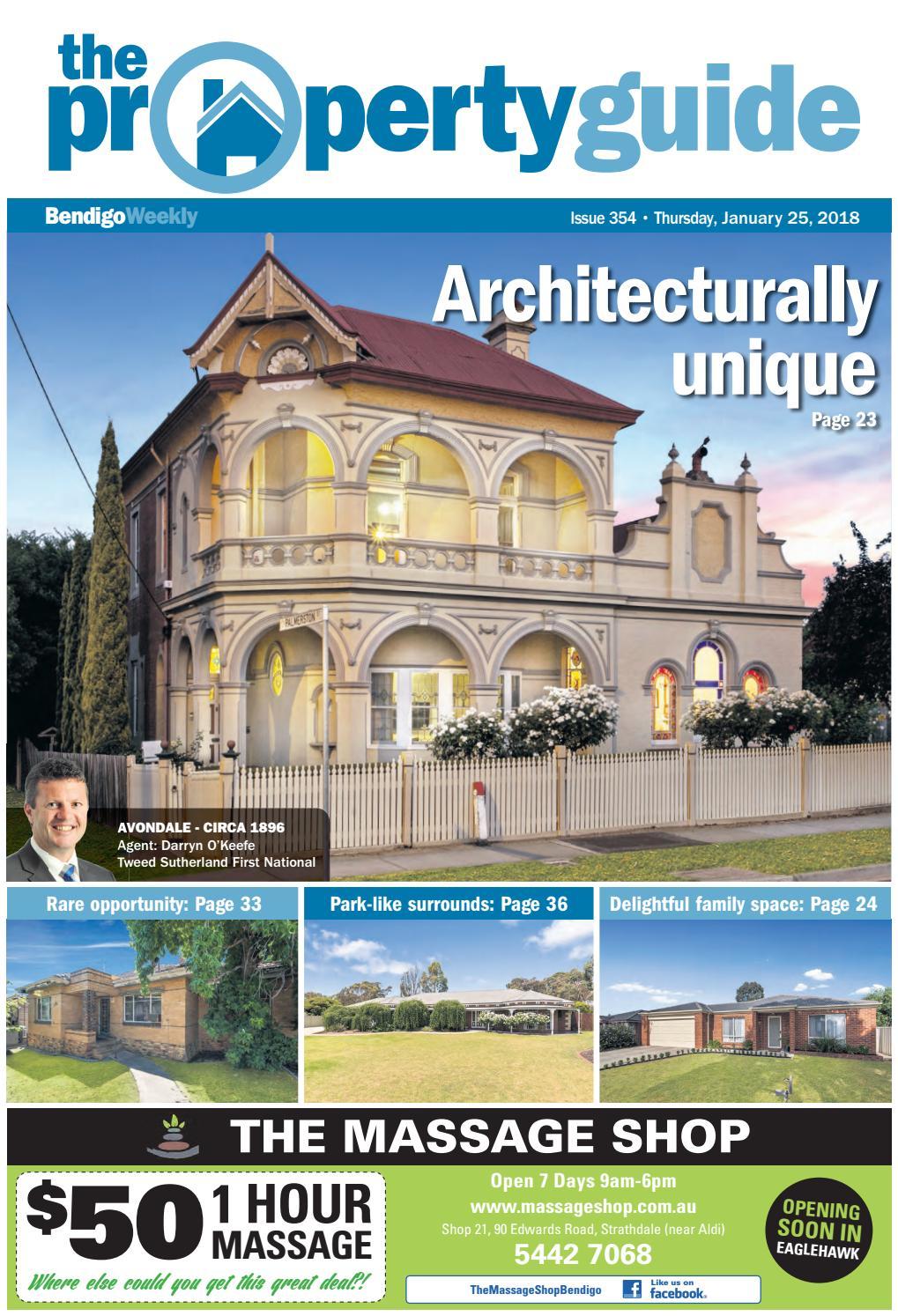 Bendigo Weekly Property Guide 354 by Bendigo Weekly - issuu