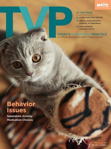 Today's Veterinary Practice, May 2017 by davidpsu - issuu