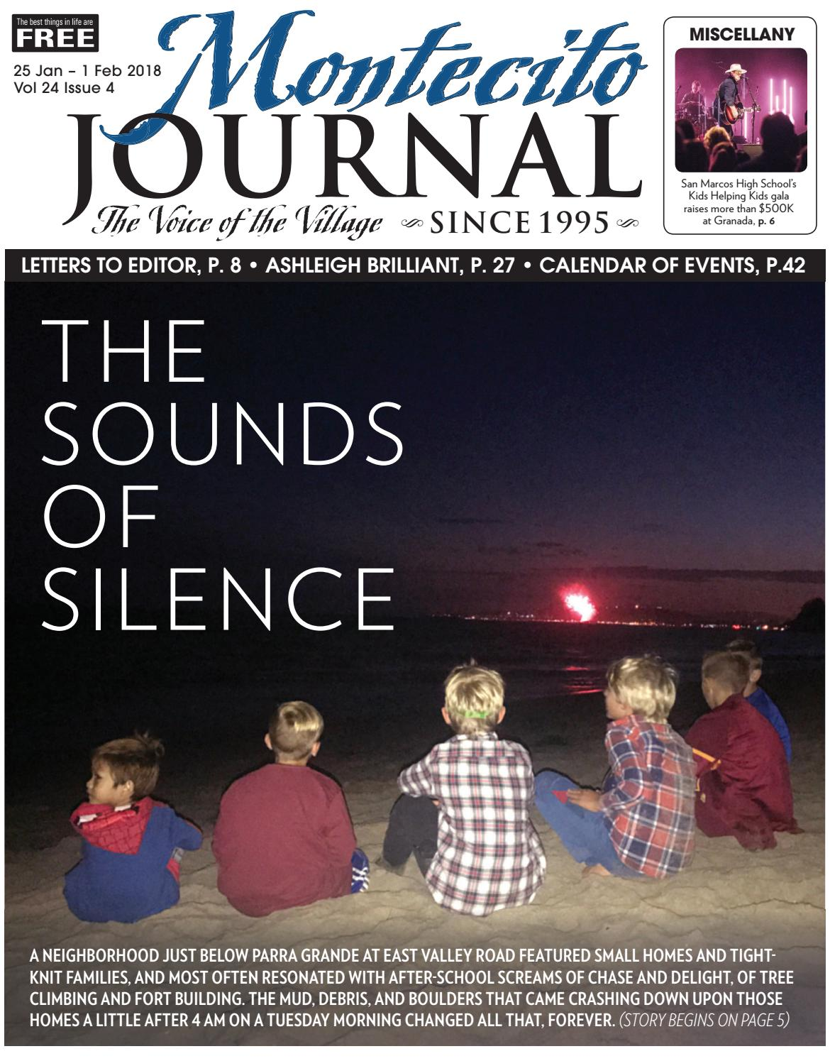 The sounds of silence by montecito journal issuu fandeluxe Gallery