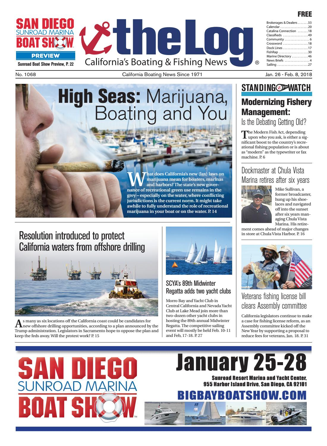 The Log Newspaper January 26 2018 By Duncan Mcintosh Company Issuu Porsche Wds 24 Electrical Wiring Diagram Repair Manual Order