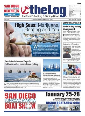 The Log Newspaper – January 26, 2018 by Duncan McIntosh Company - issuu