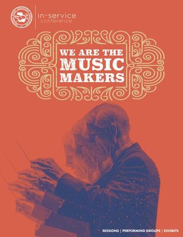 d1821739f7651 2018 GMEA In-Service Conference Program by Georgia Music Educators ...