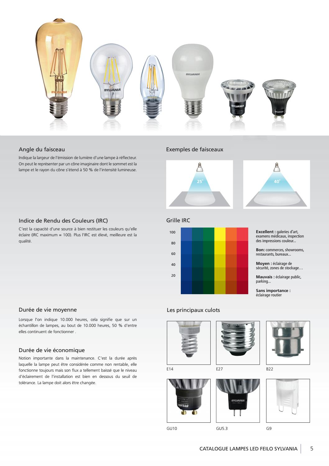 Sept Led Issuu Sylvania Bat World By Catalogue Lamps Yvb6ygIf7