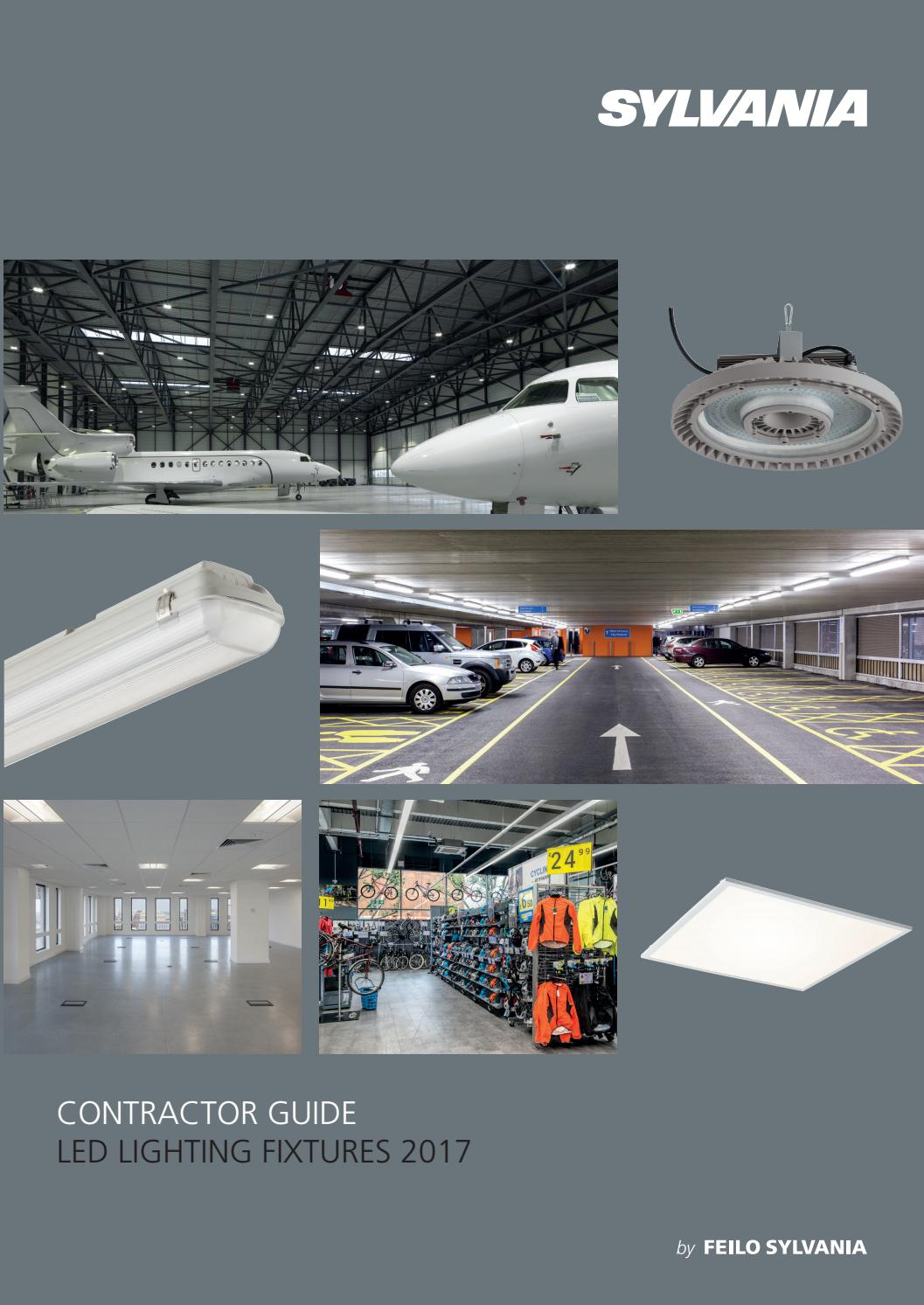 Sylvania Full Range Contractor Catalogue 2017 By Led World Issuu Circuit 1w X 3 3w X1 Dc Driver Http