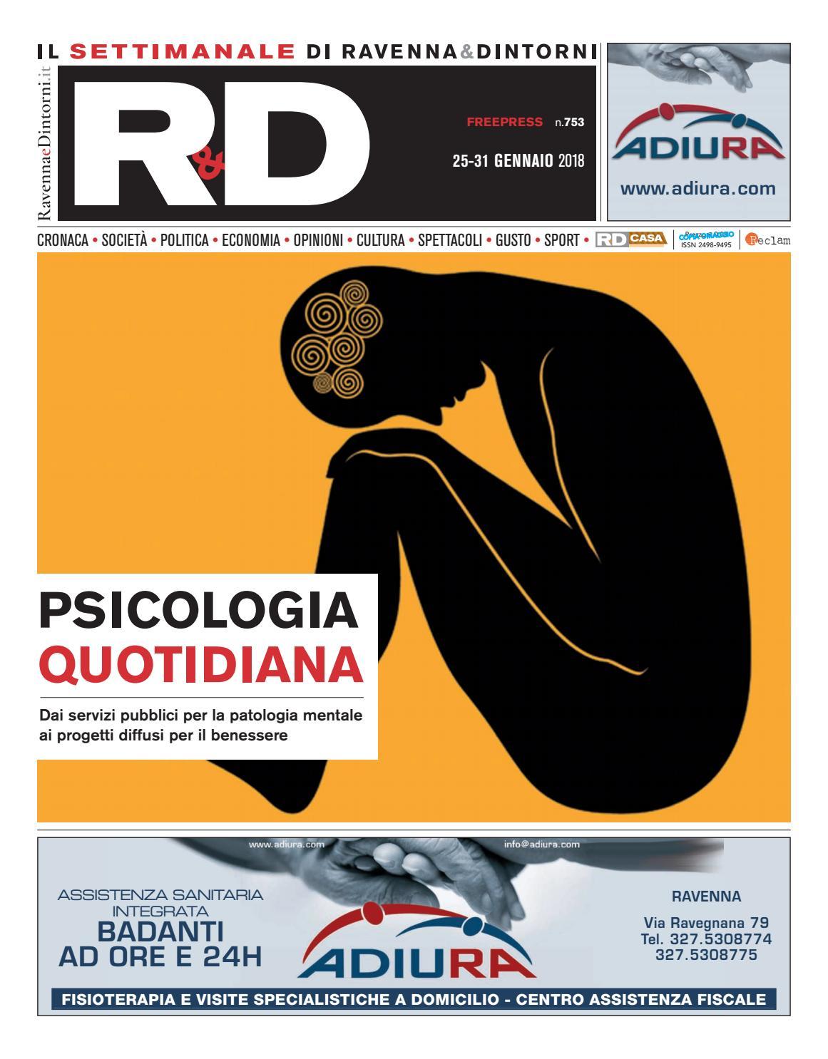 Rd 25 01 18 by Reclam Edizioni e Comunicazione - issuu e345a2630de8