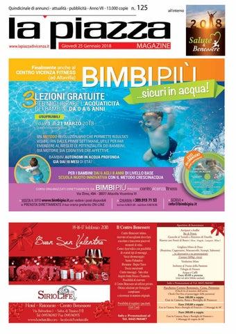 new product 35be1 5a474 La piazza di Vicenza n. 125 by Pubblistudio Pubblicità srl - issuu