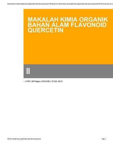 Ebook Kimia Bahan Alam